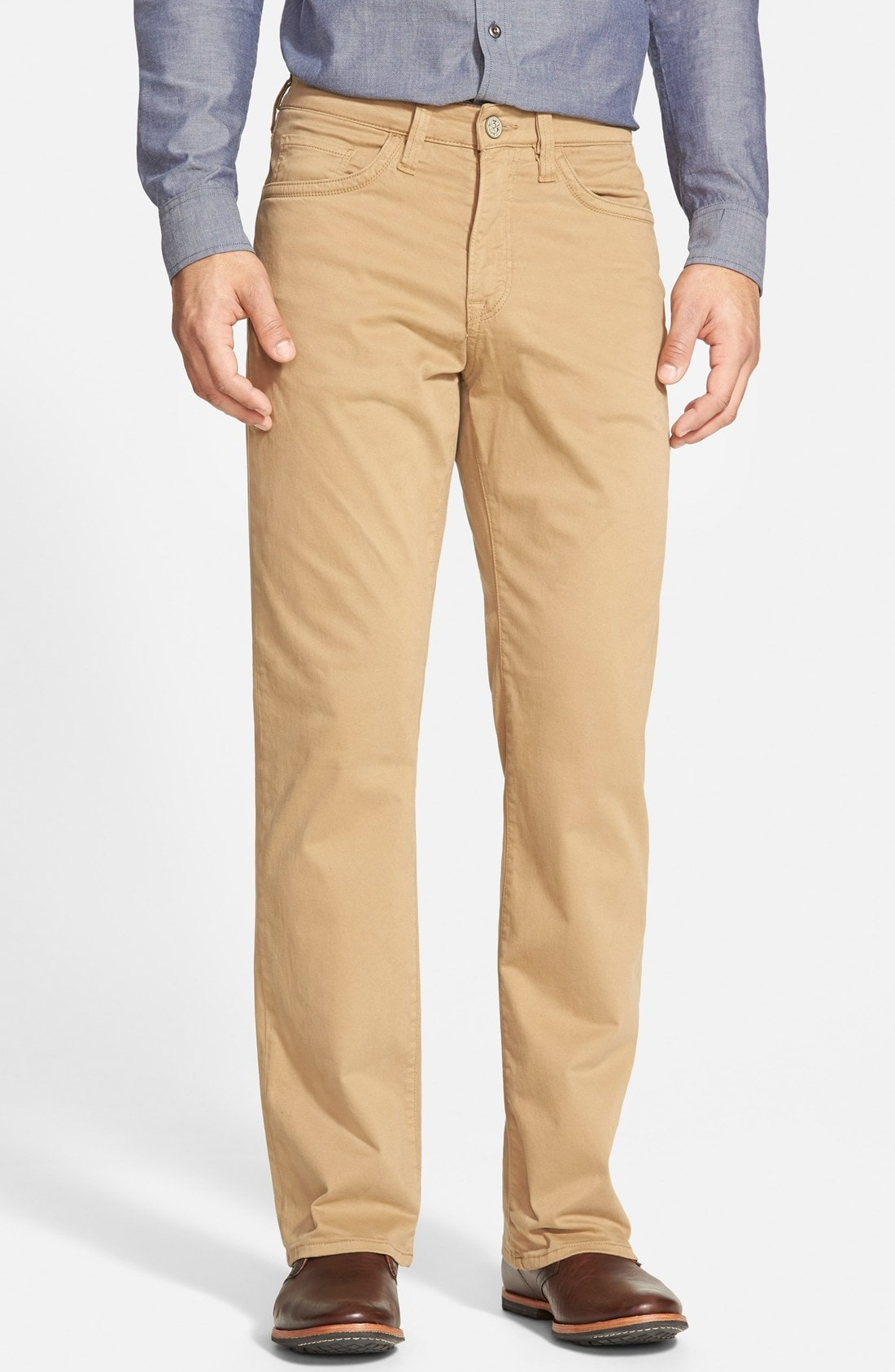 34 Heritage 'Charisma' Classic Relaxed Fit Pants (Online Only)