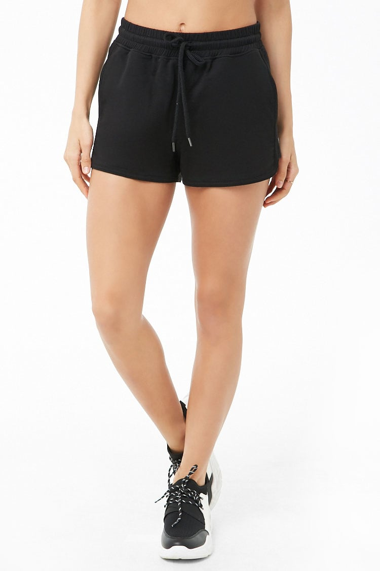 F21 Active French Terry Dolphin Shorts
