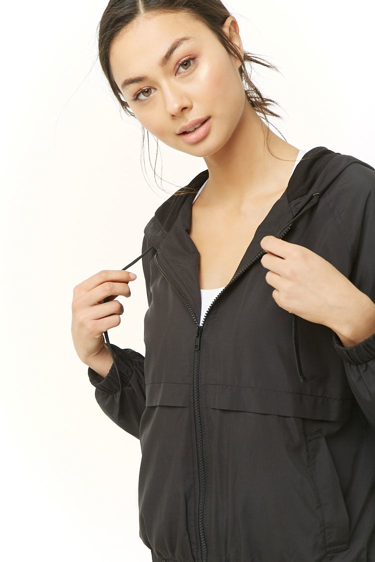 F21 Active Hooded Jacket