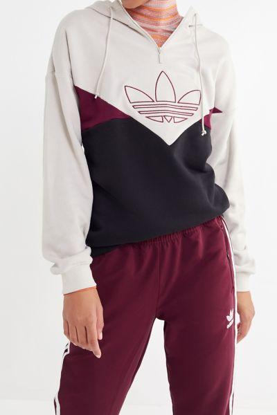 adidas CLRDO OG Colorblock Hoodie Sweatshirt