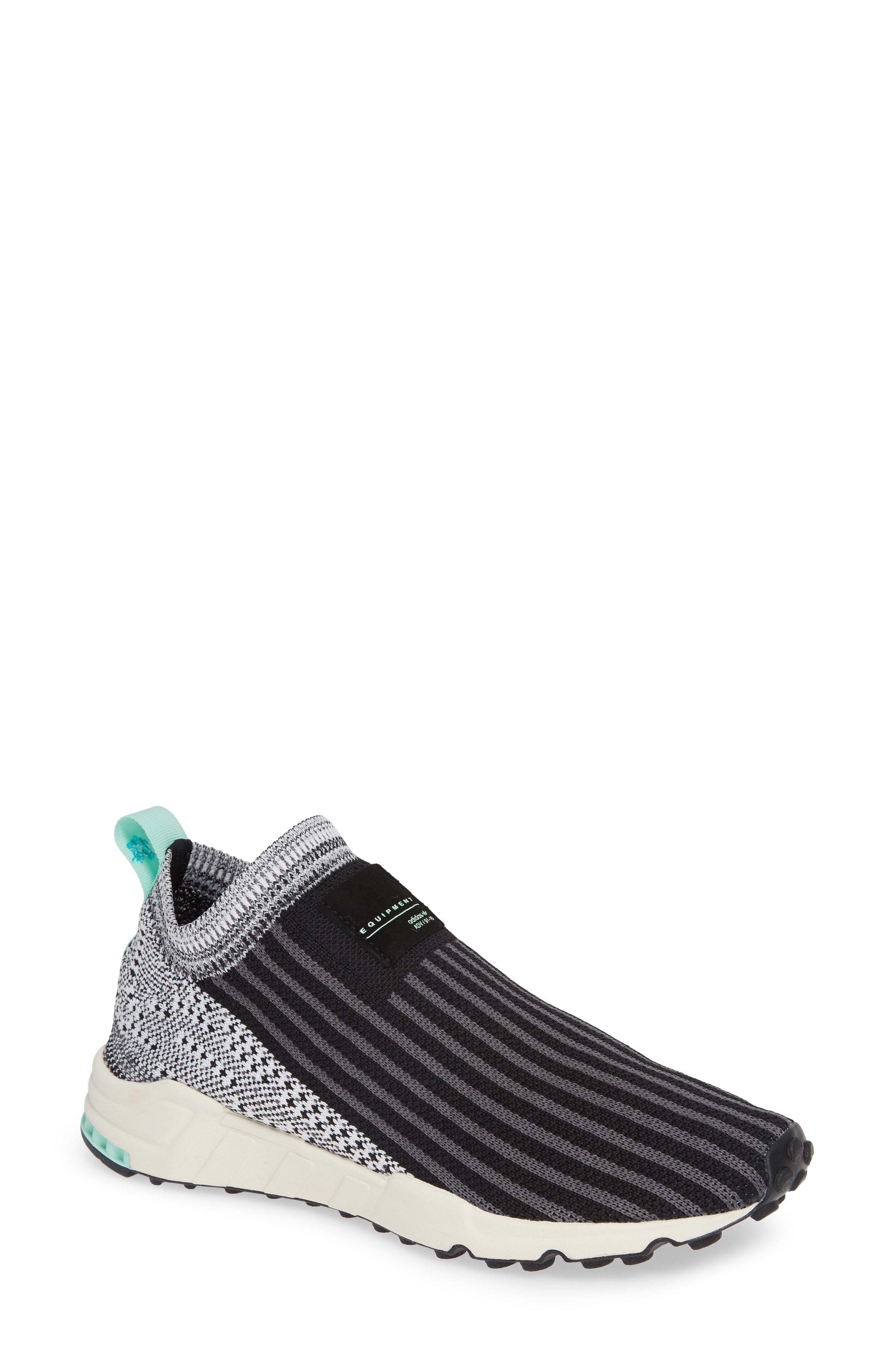 adidas EQT Support Sock Primeknit Sneaker (Women)