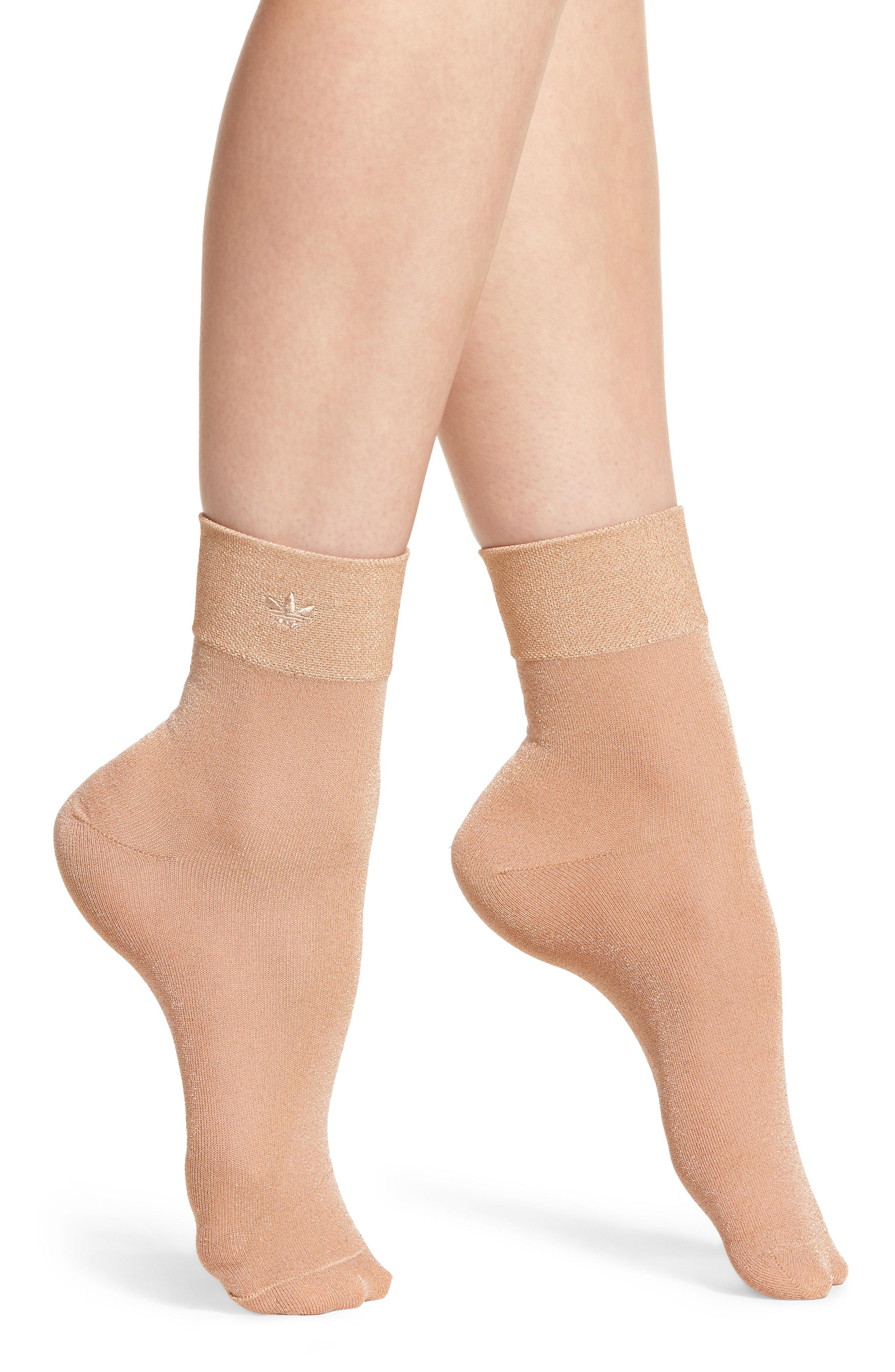 adidas Originals Metallic Ankle Socks