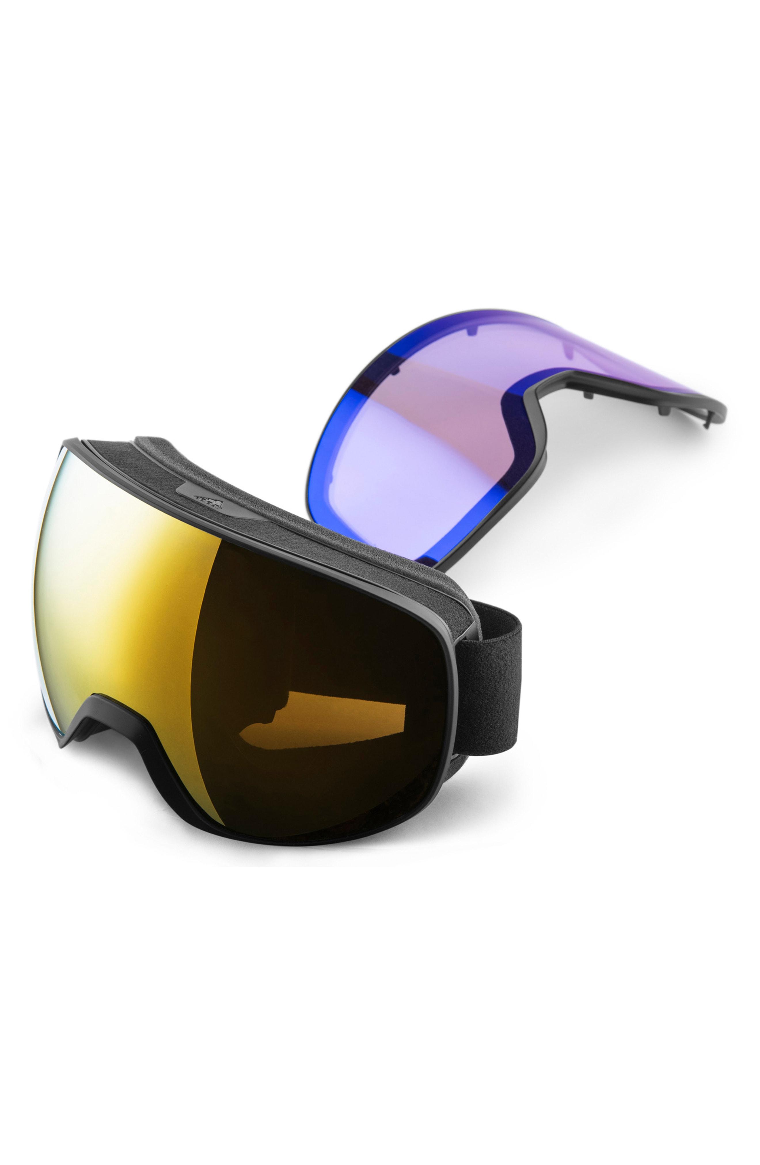 adidas Progressor L Mirrored Spherical Snowsports GogglesED