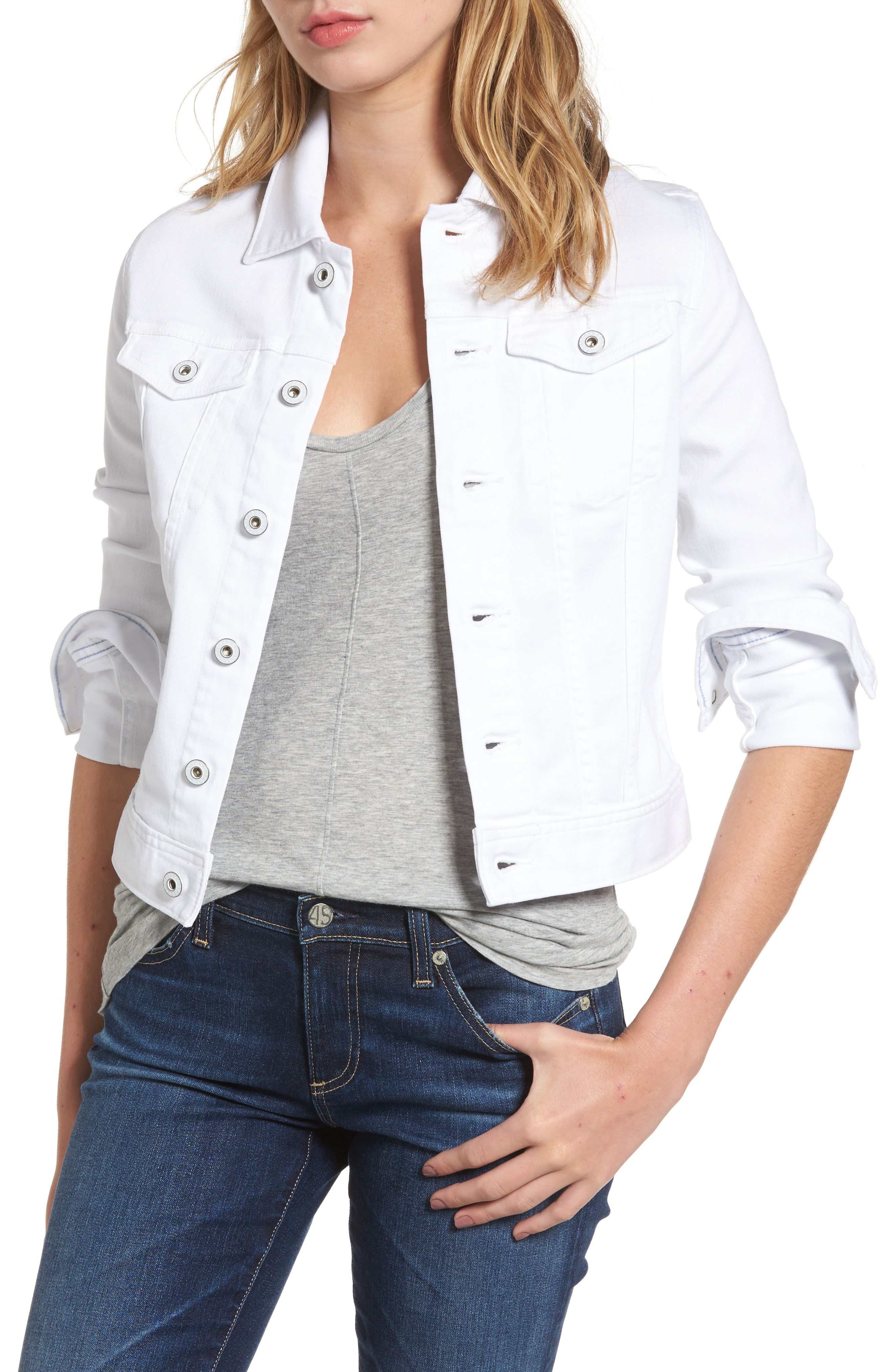 AG 'Robyn' Denim Jacket
