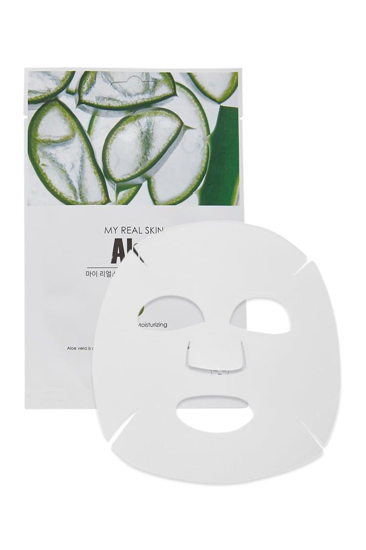 F21 Aloe Face Mask
