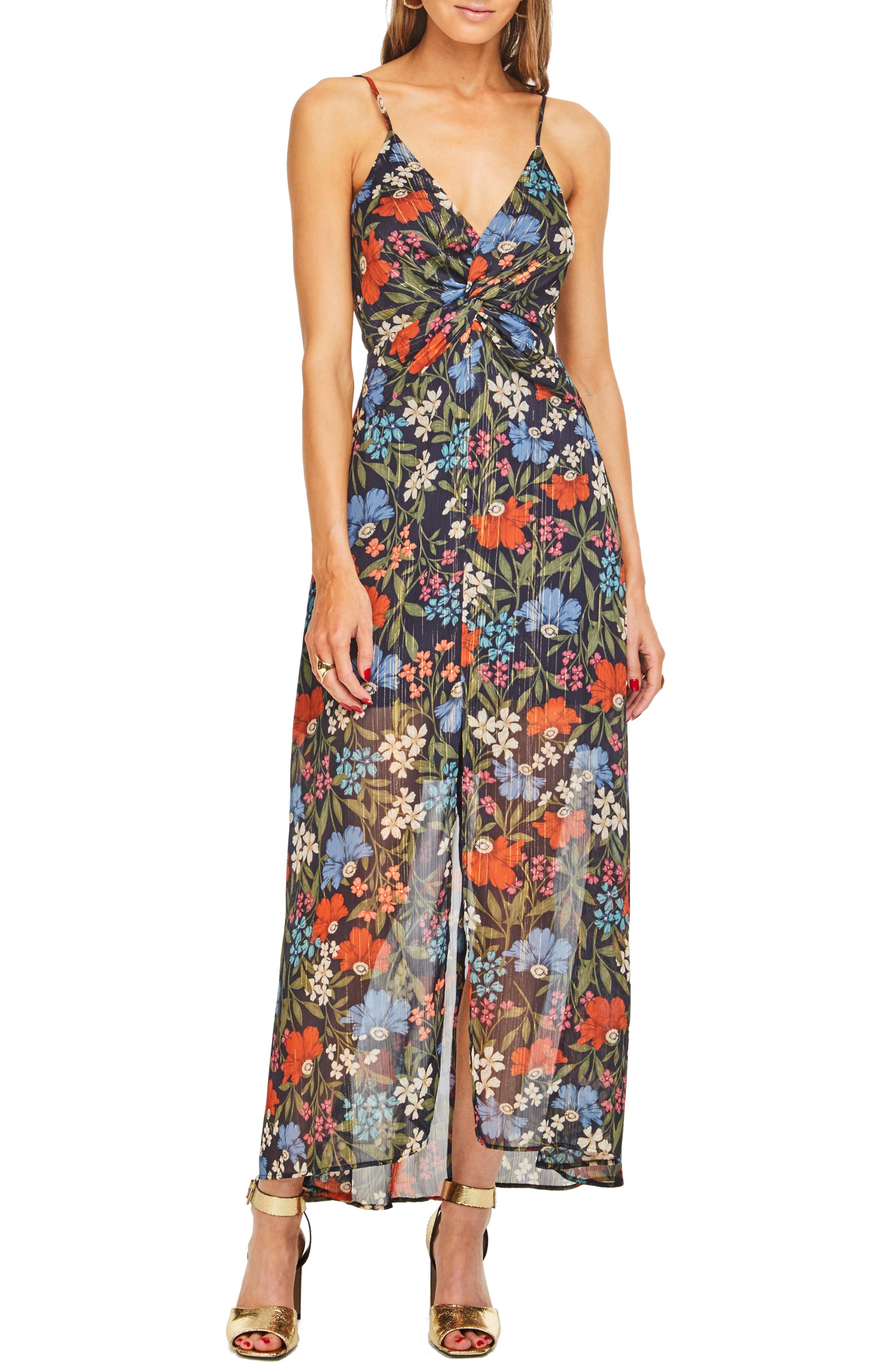 ASTR the Label Alisha Maxi Dress