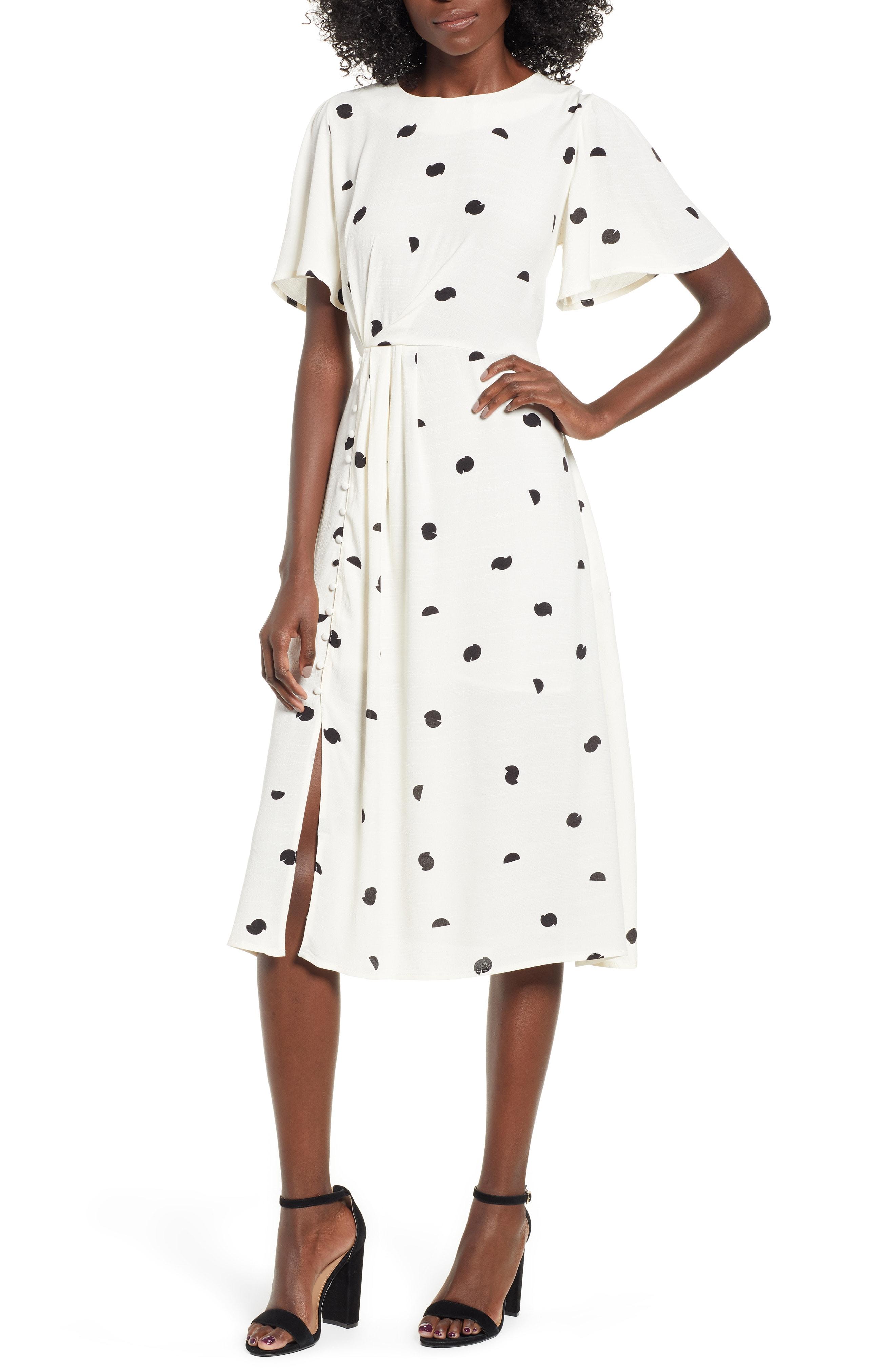 ASTR the Label Ebony Dress