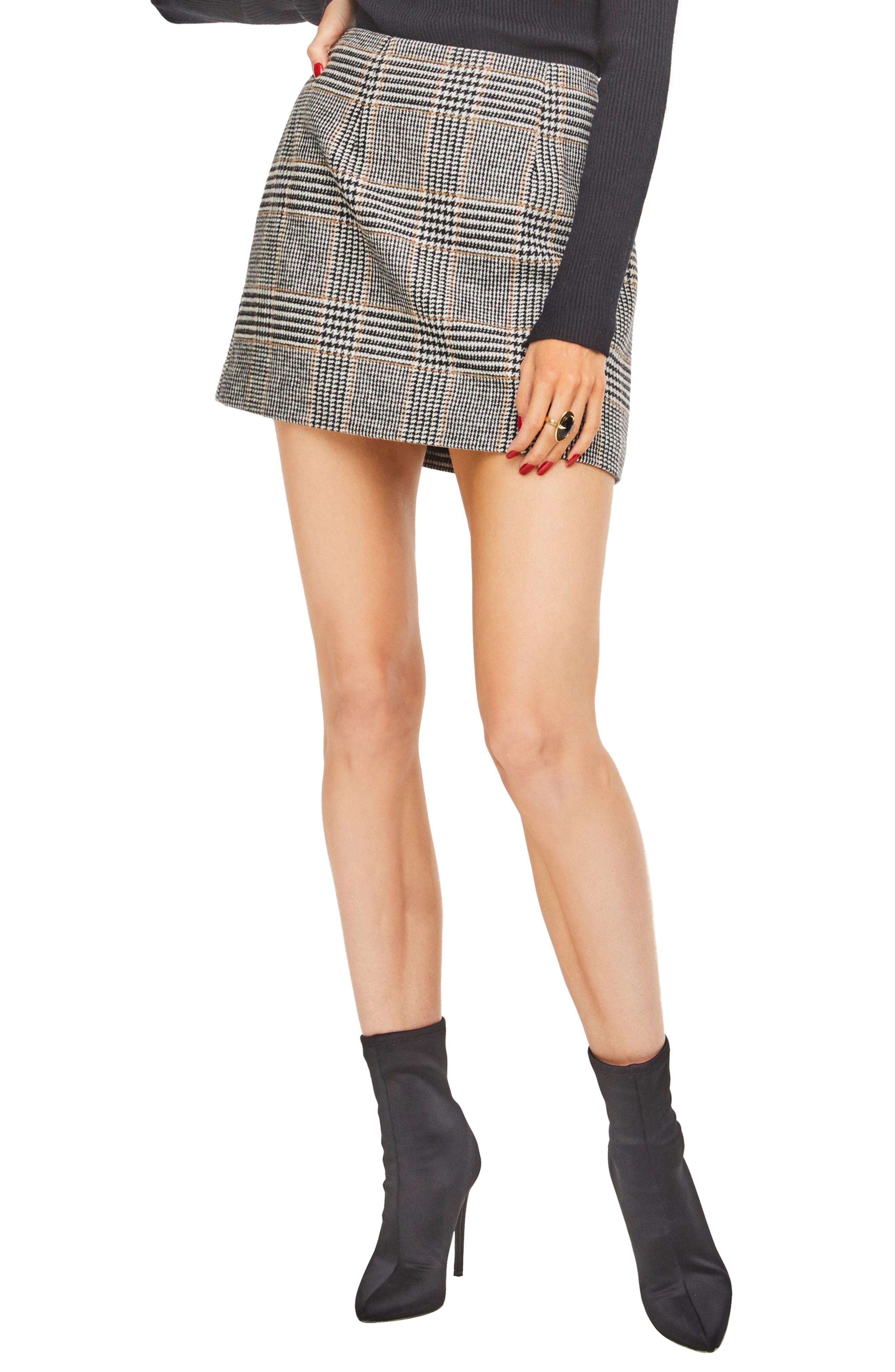 ASTR the Label Raye Skirt