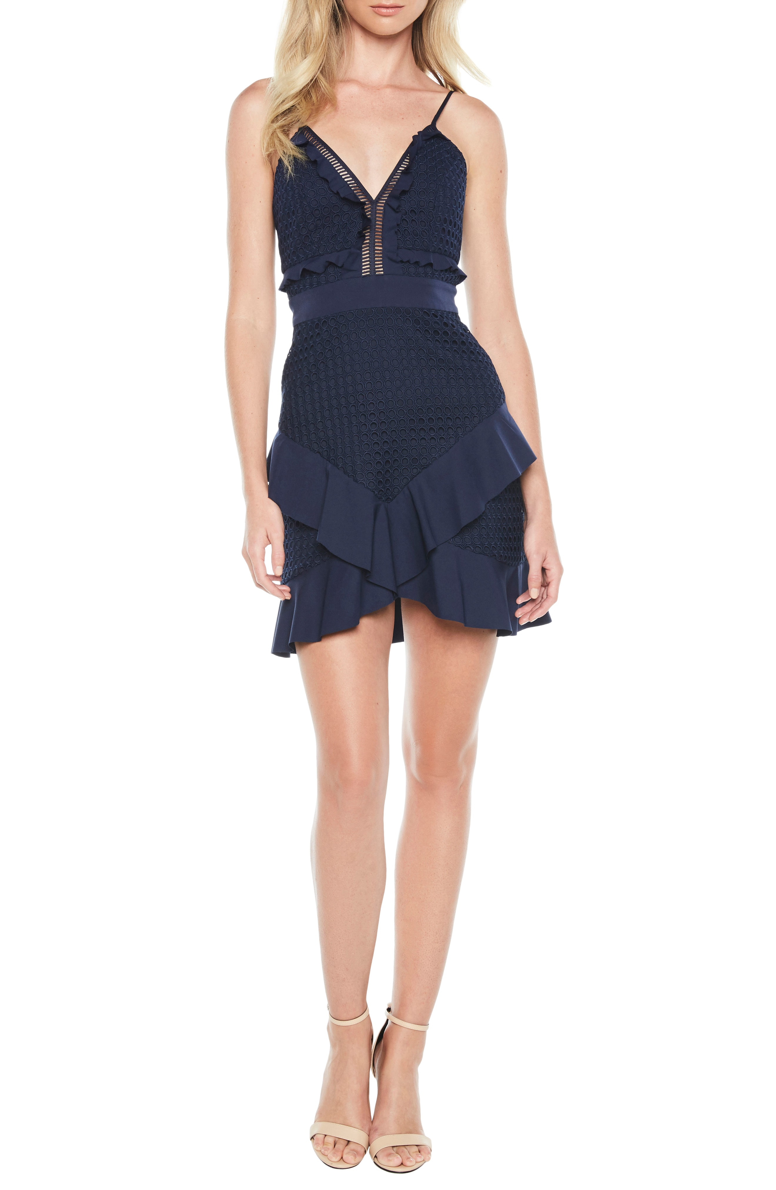 Bardot Fae Lace Dress (Nordstrom Exclusive)