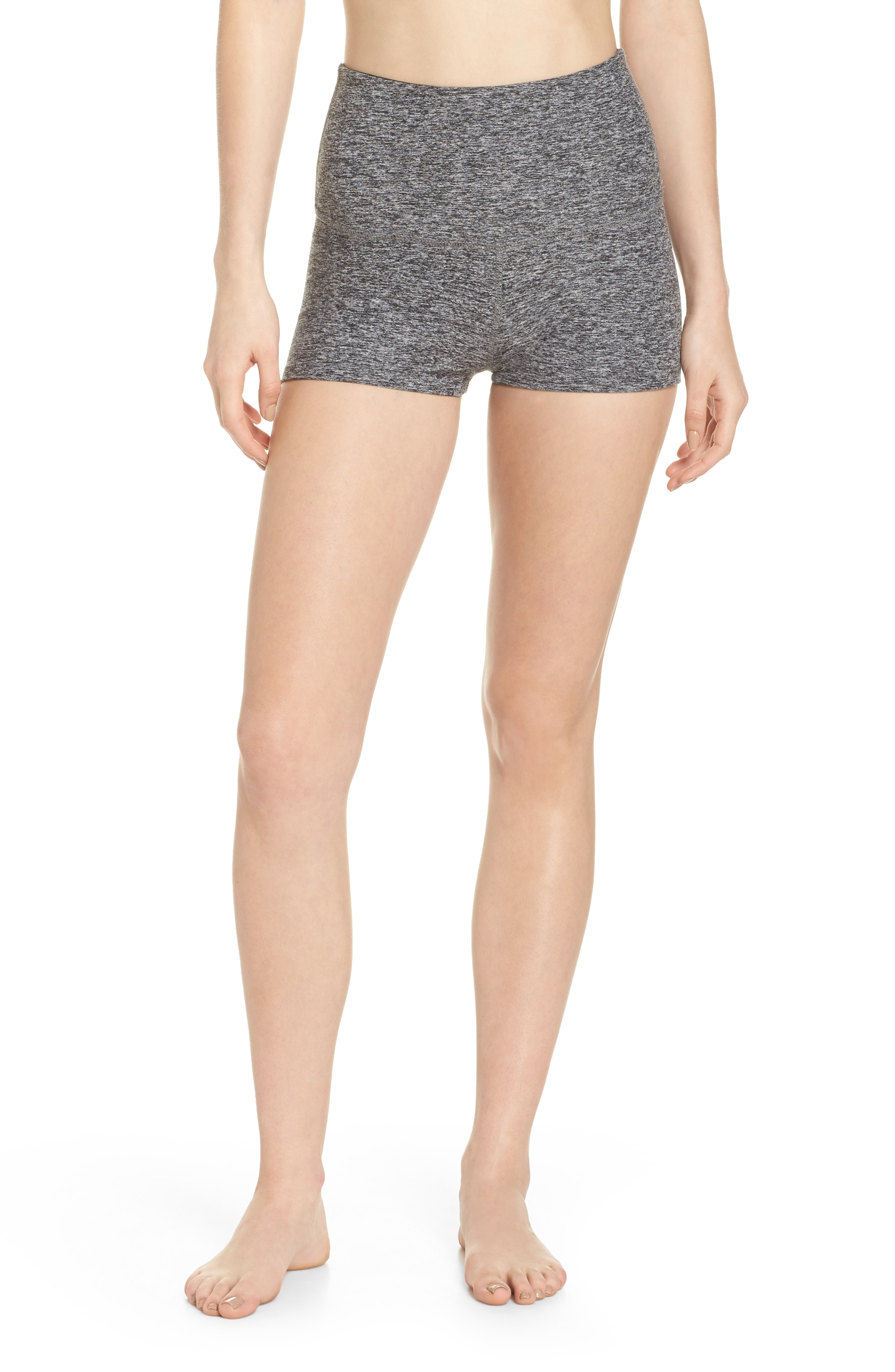 Beyond Yoga Space Dye Circuit High Waist Shorts