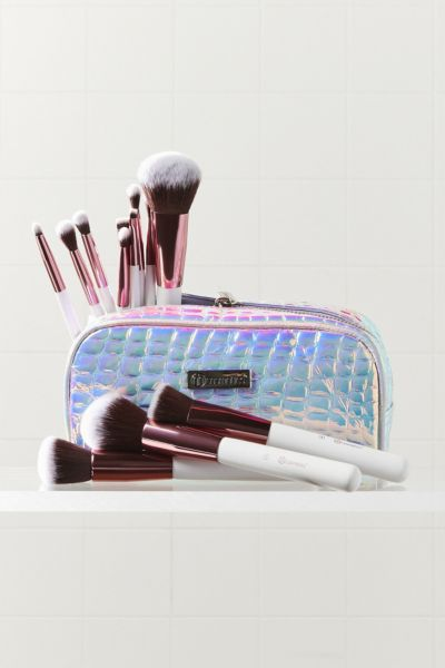 bh cosmetics Crystal Quartz 12-Piece Brush Set