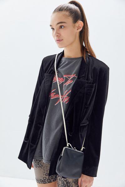 BLANKNYC Grand Dame Velvet Blazer