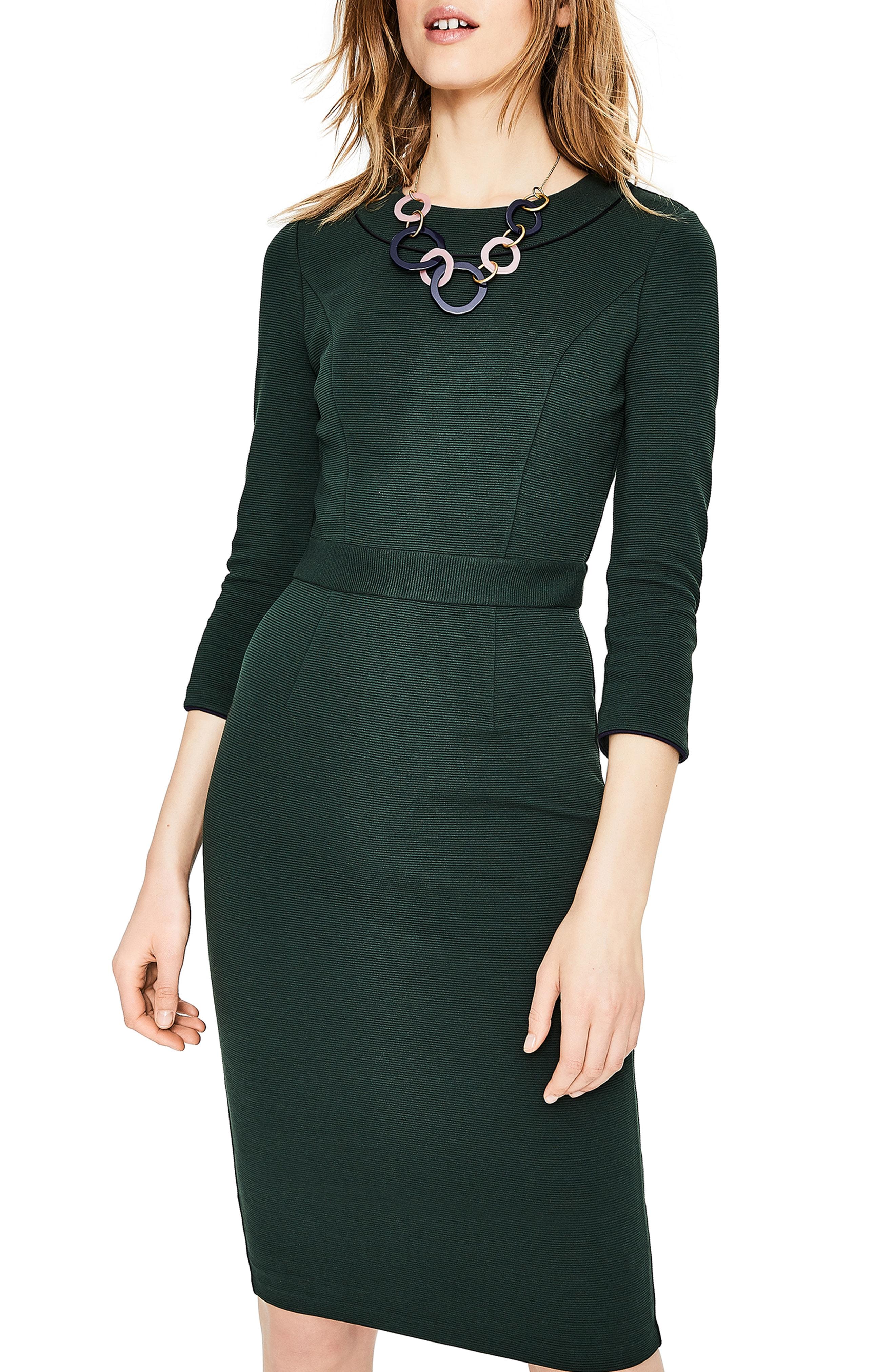 Boden Mia Ottoman Dress
