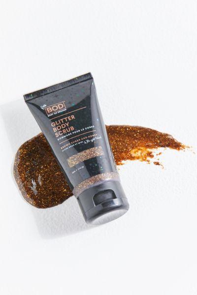 Body On Demand Mini Glitter Body Scrub