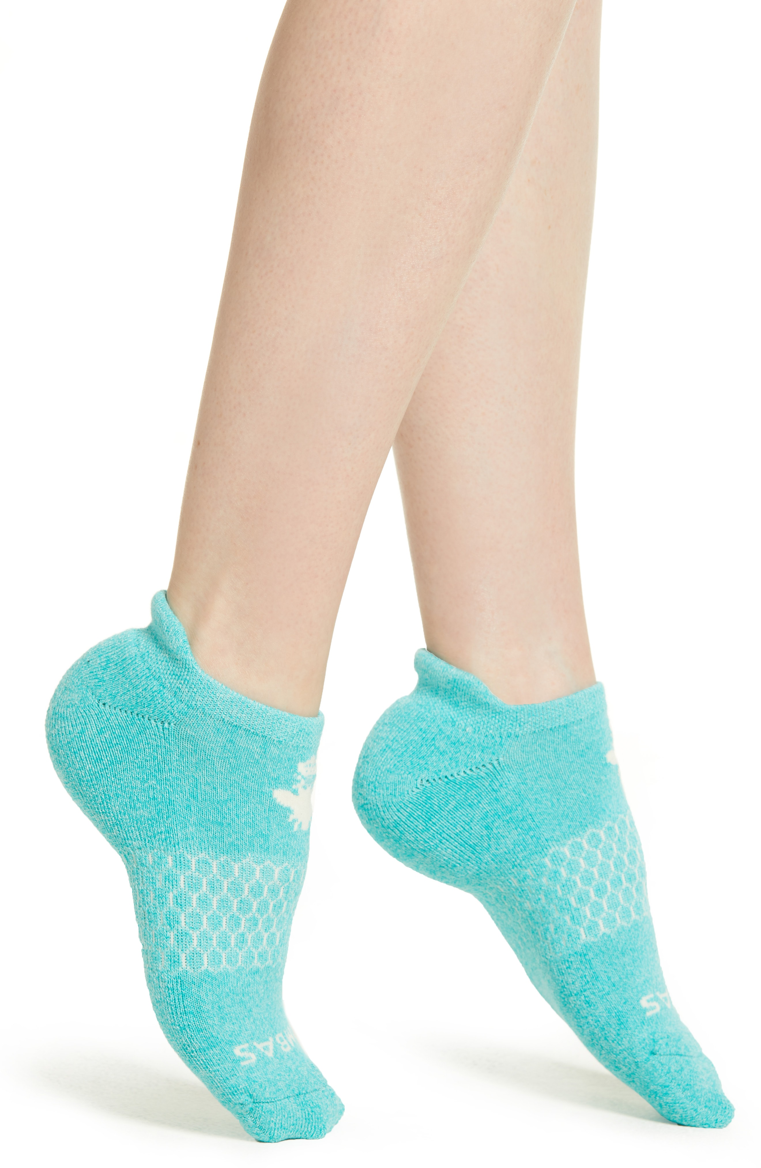Bombas Bright Marls Tab Ankle Socks