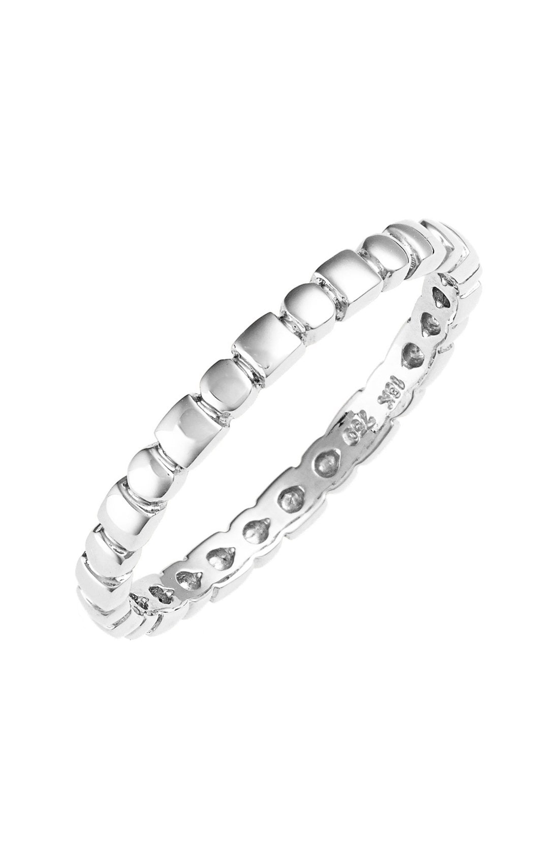 Bony Levy 14KT Beaded Ring (Nordstrom Exclusive)