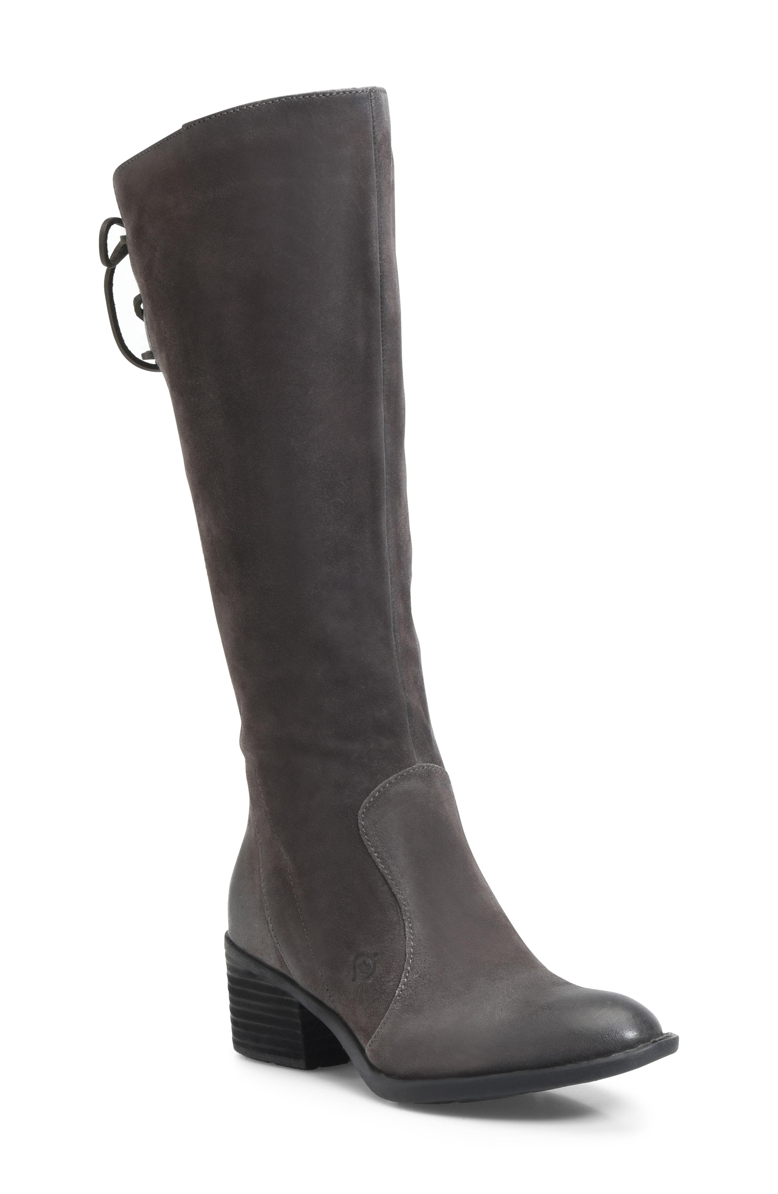 Brn Felicia Knee High Boot (Women)