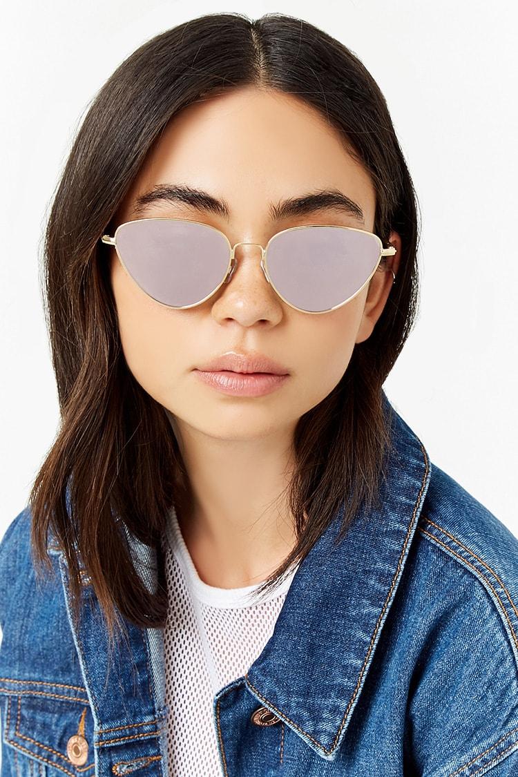 F21 Cat-Eye Sunglasses