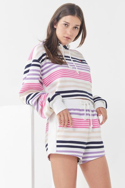 Champion & UO Striped Drawstring Short