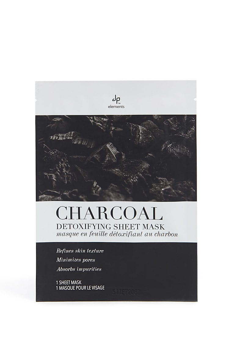 F21 Charcoal Face Mask