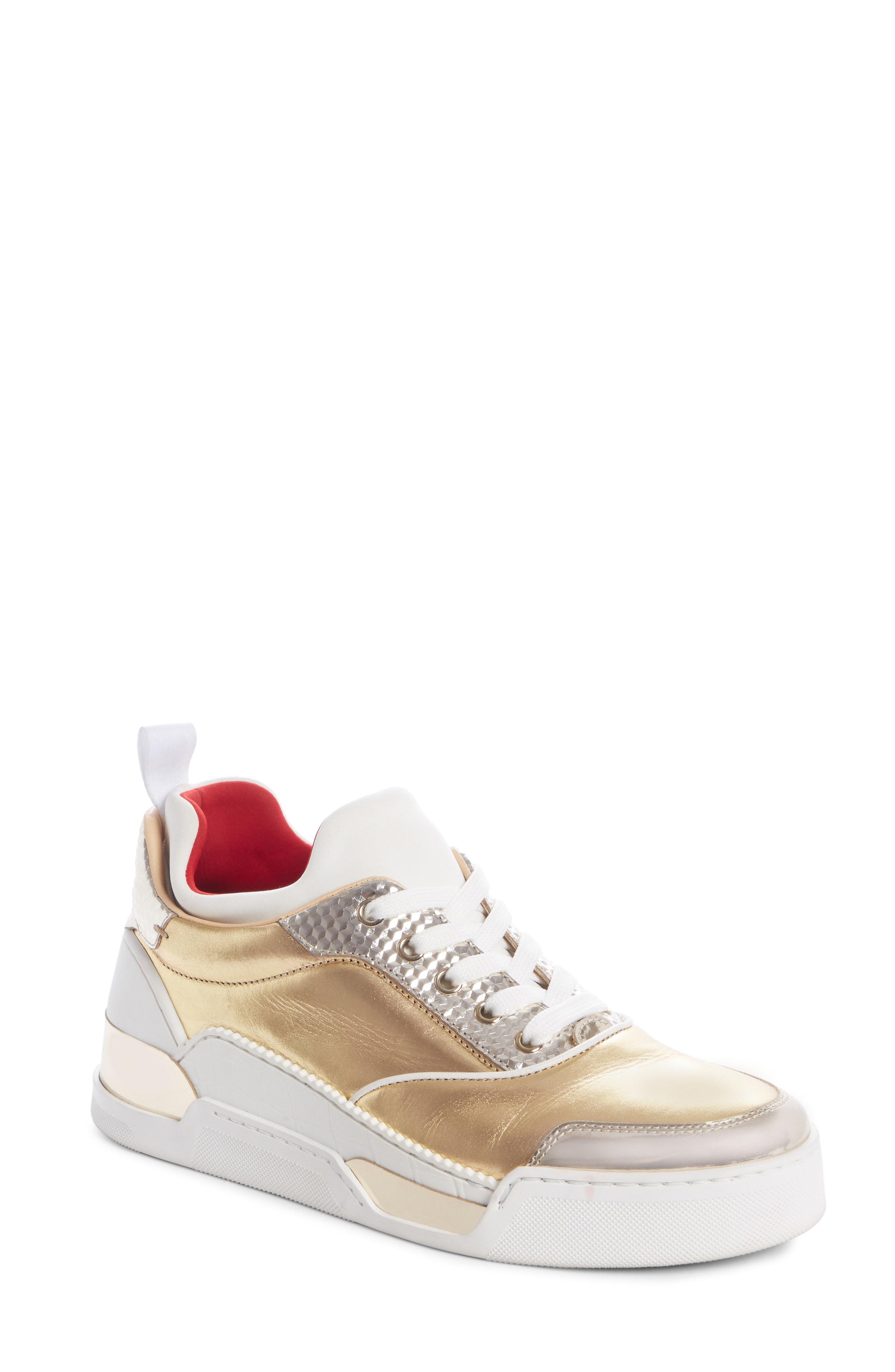 Christian Louboutin Aurelien Donna Sneaker (Women)