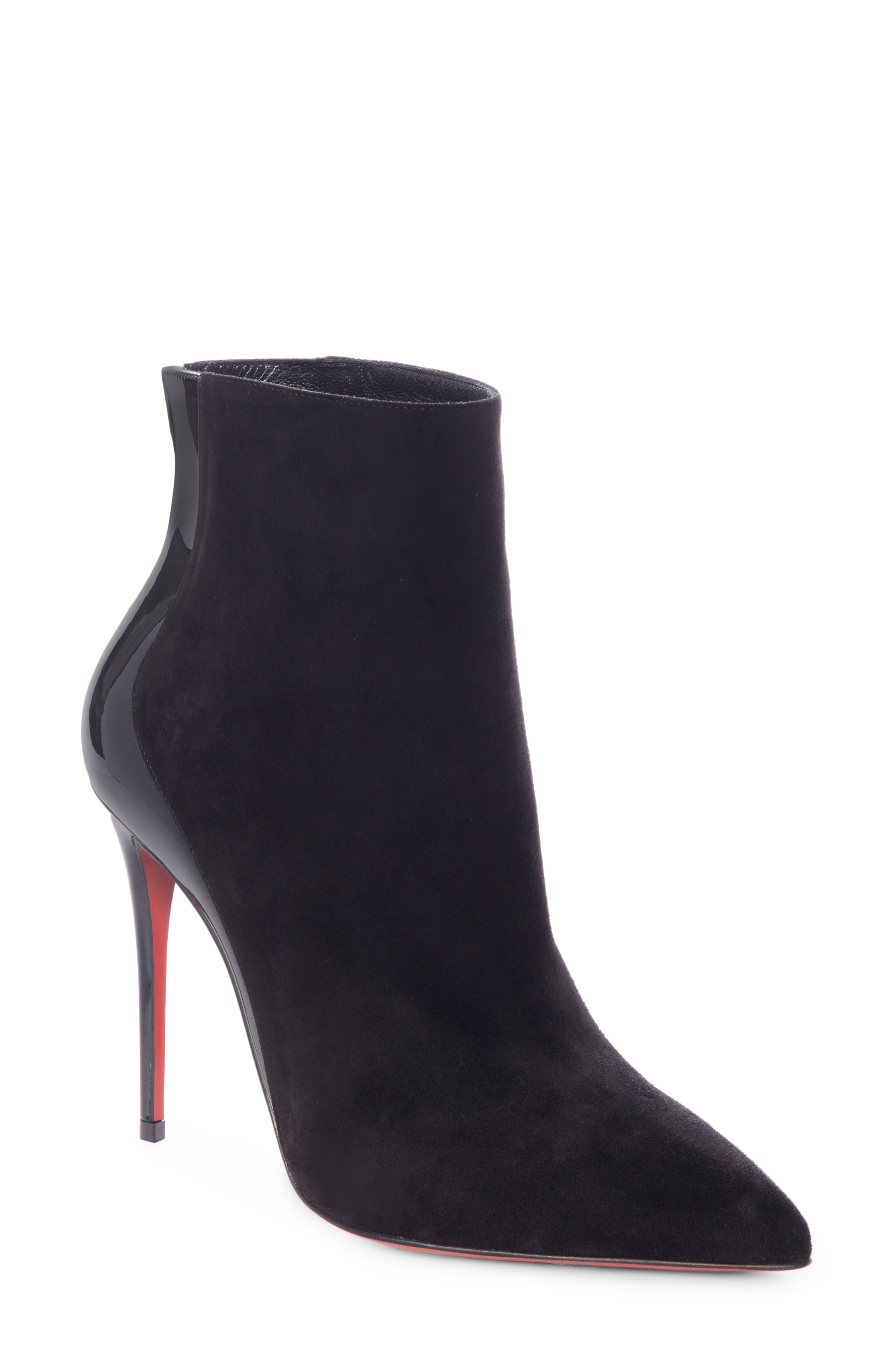 Christian Louboutin Delicotte Pointy Toe Bootie (Women)