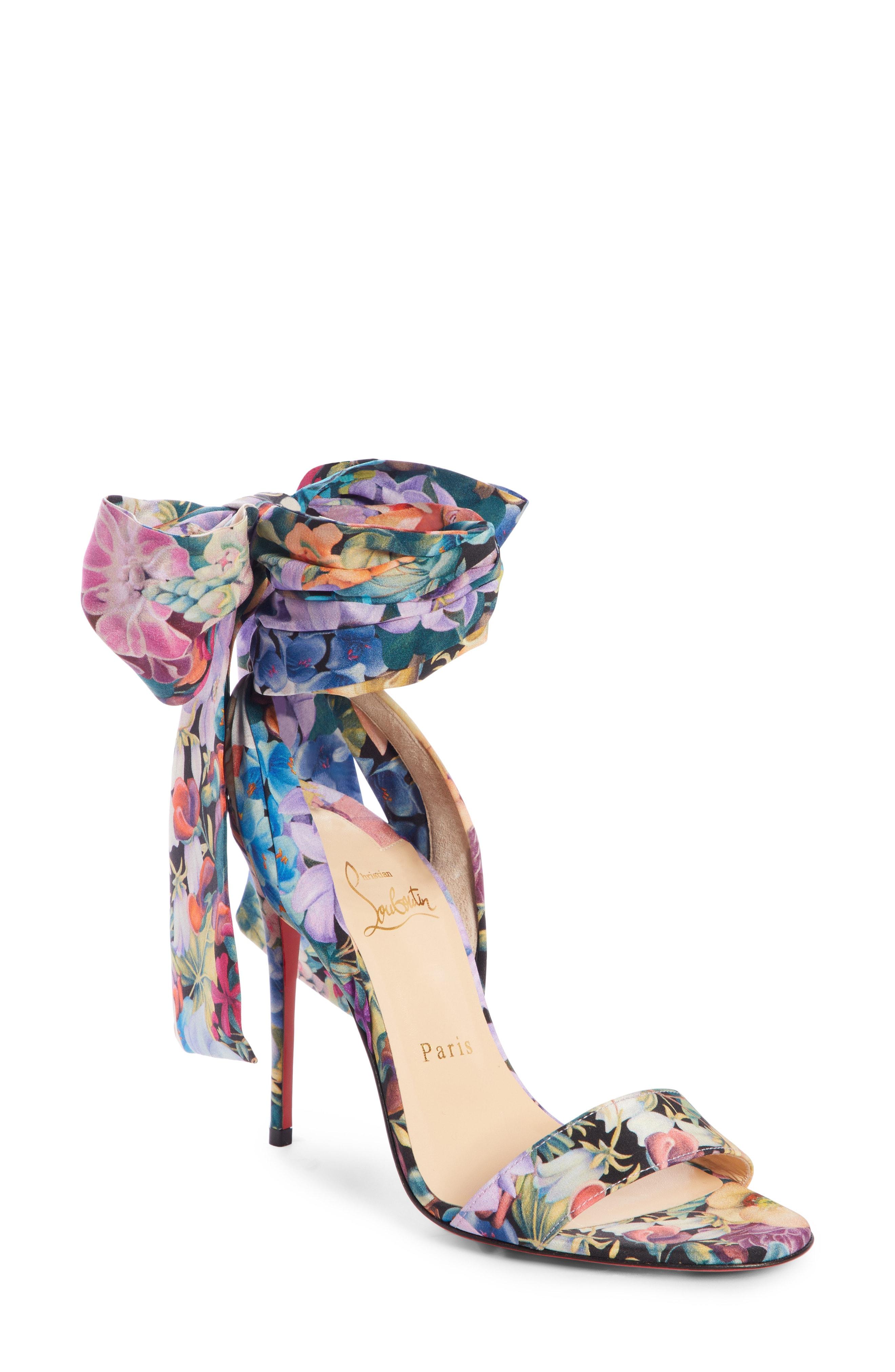 Christian Louboutin Sandale du Desert Sandal (Women)