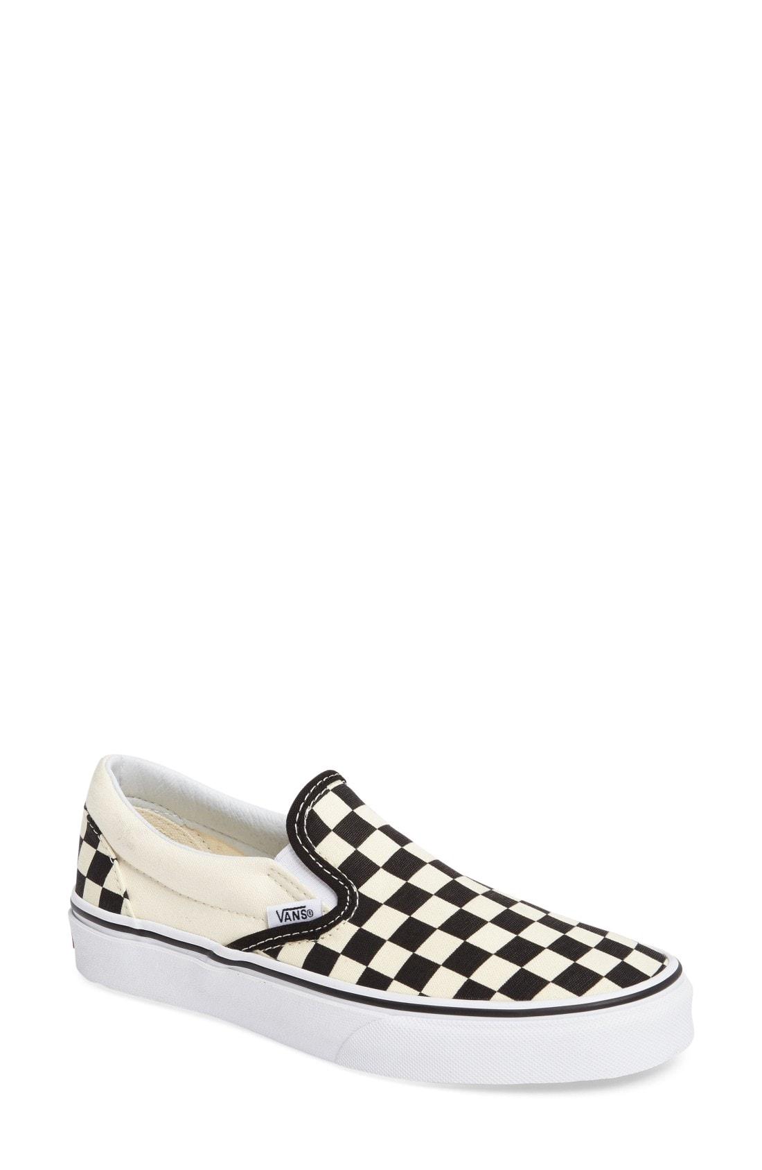 Vans Classic Checker Sneaker (Women)