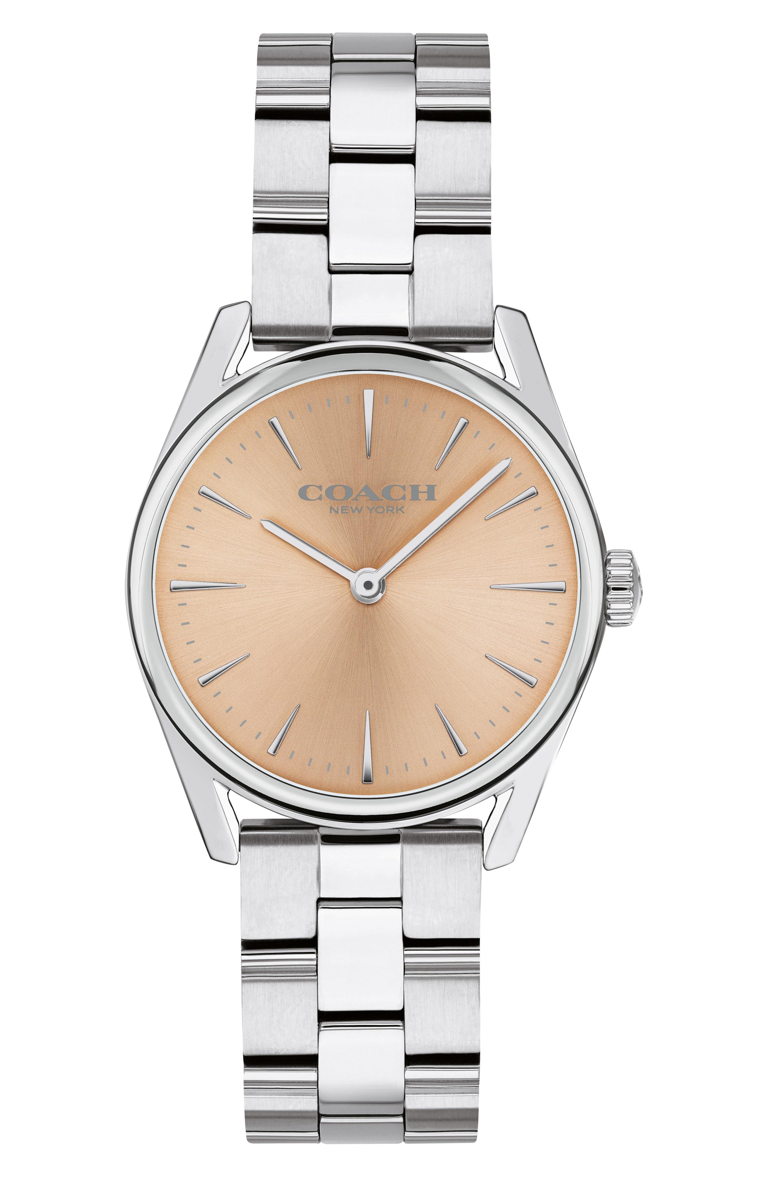 COACH Preston Bracelet Watch, 28mm