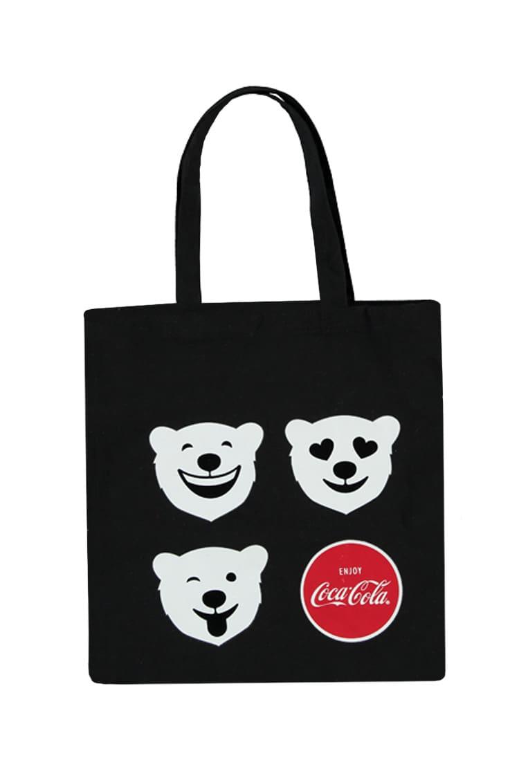 F21 Coca-Cola Tote Bag