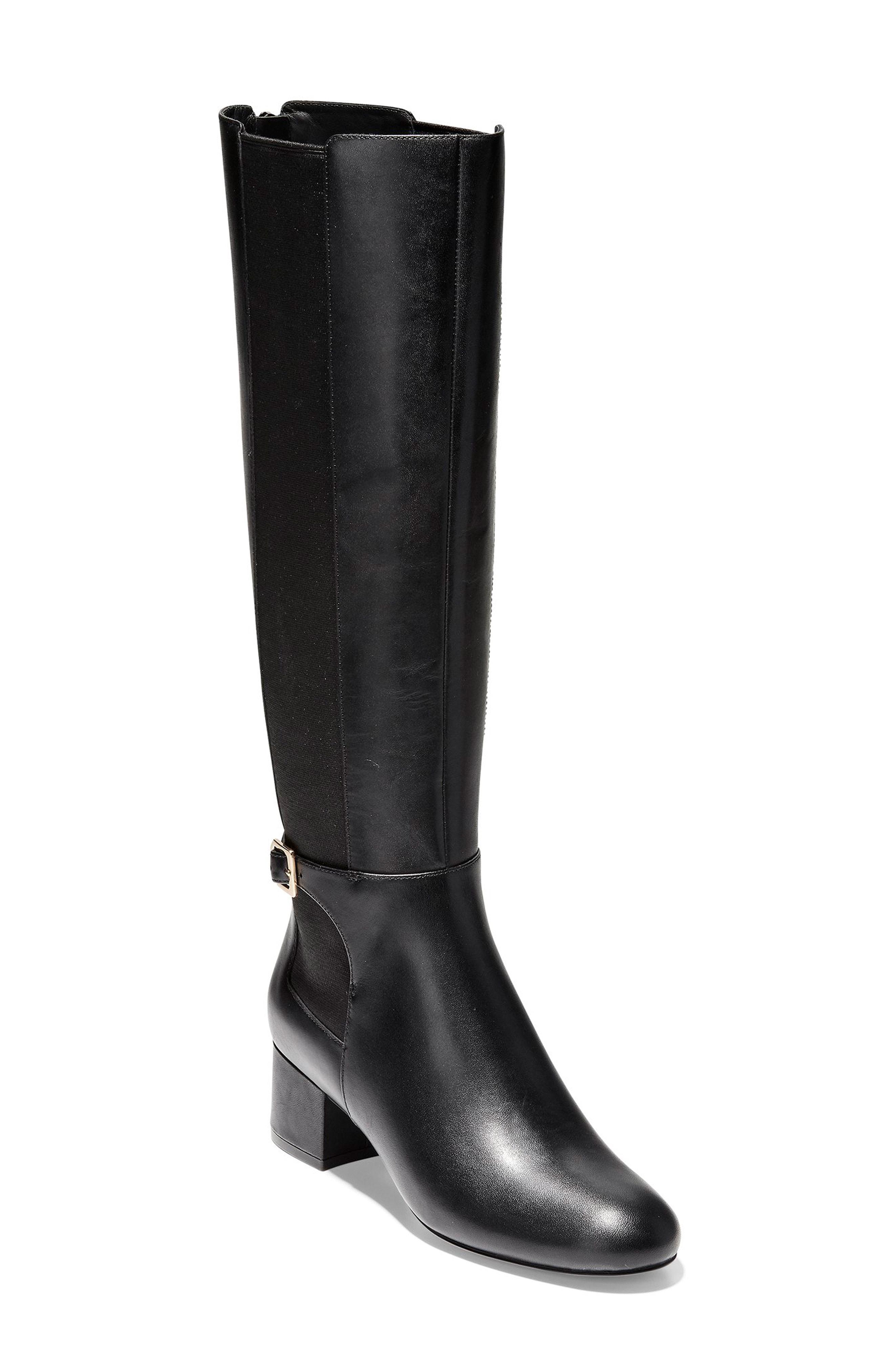 Cole Haan Avani Grand Knee-High Stretch Boot (Women)