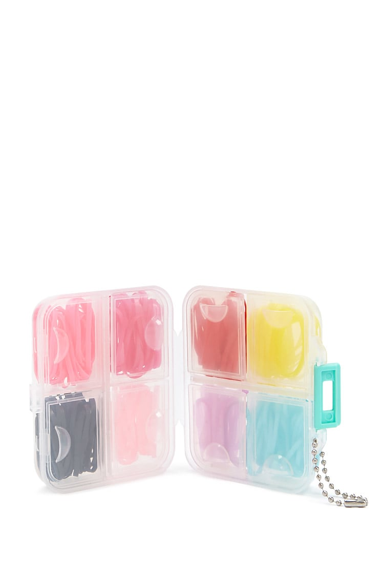 F21 Colorful Hair Rubber Bands