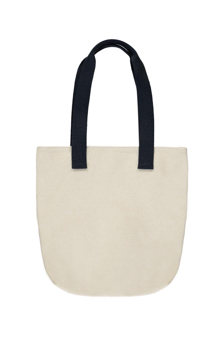 F21 Contrast Eco Tote Bag