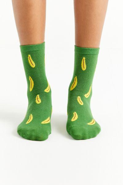Conversation Crew Sock
