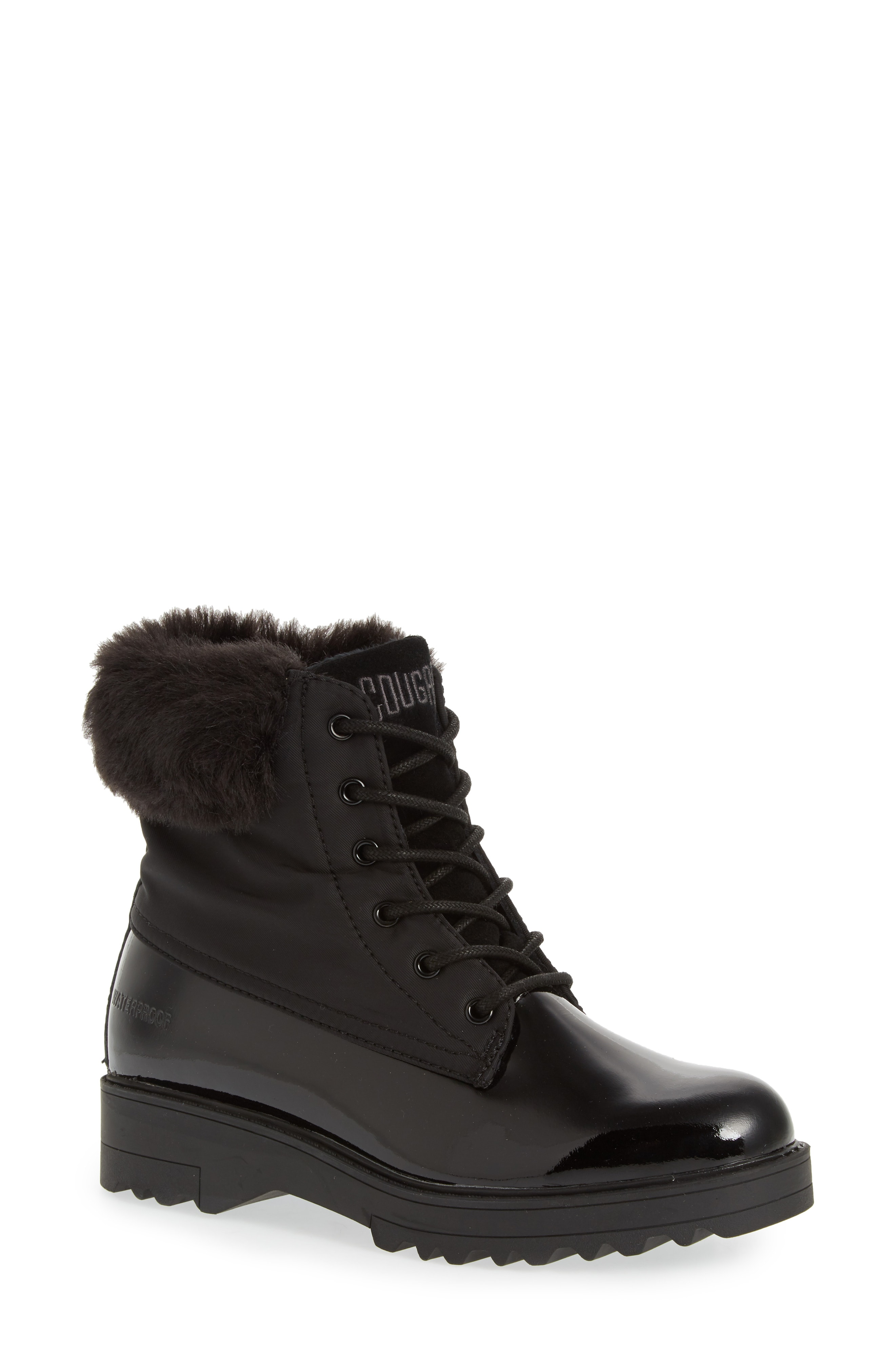 Cougar Gatineau Waterproof Insulated Boot with Faux Fur Collar (Women)