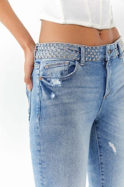 DL1961 Florence Mid-Rise Skinny Jean – Folsom