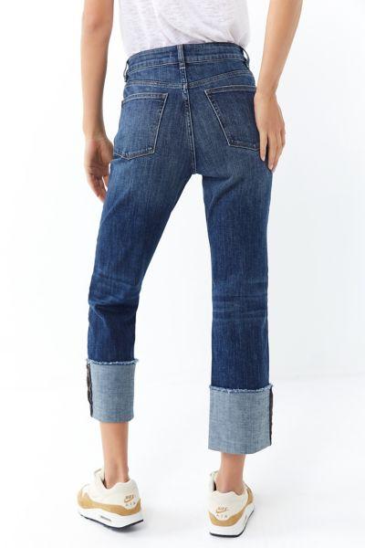DL1961 Jerry High-Rise Vintage Straight Leg Jean – King