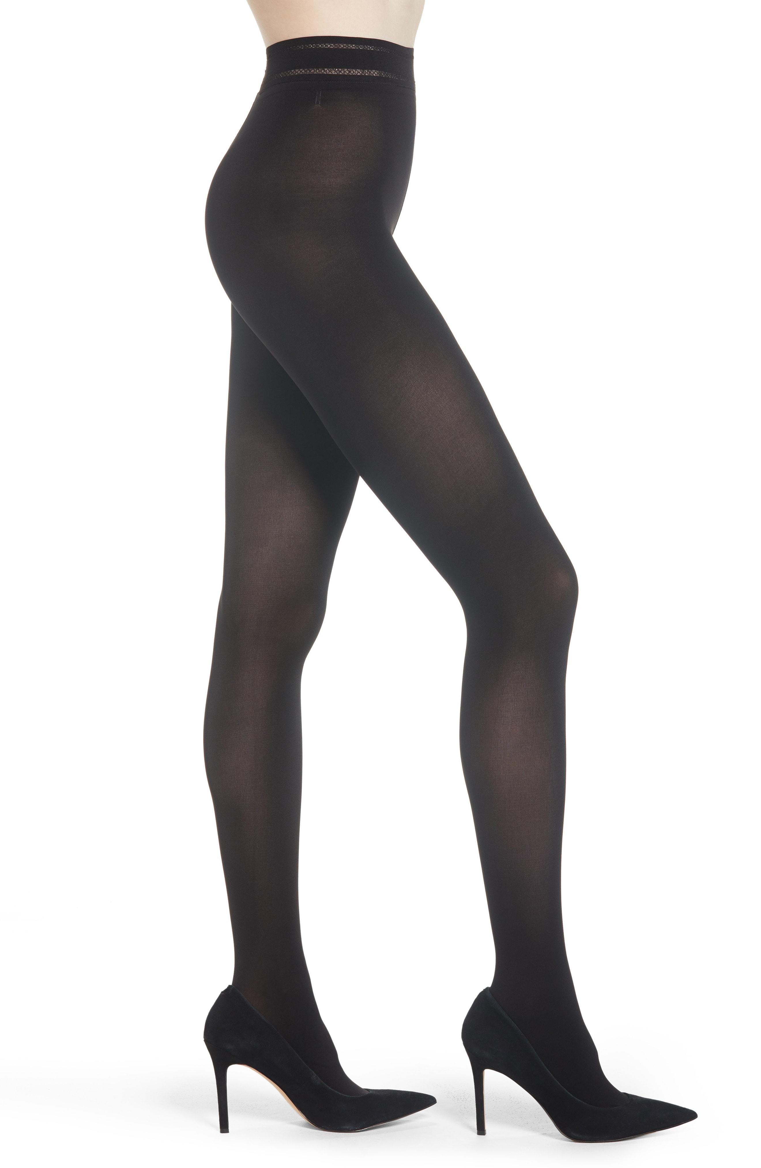 Donna Karan New York Evolution Matte Jersey Tights