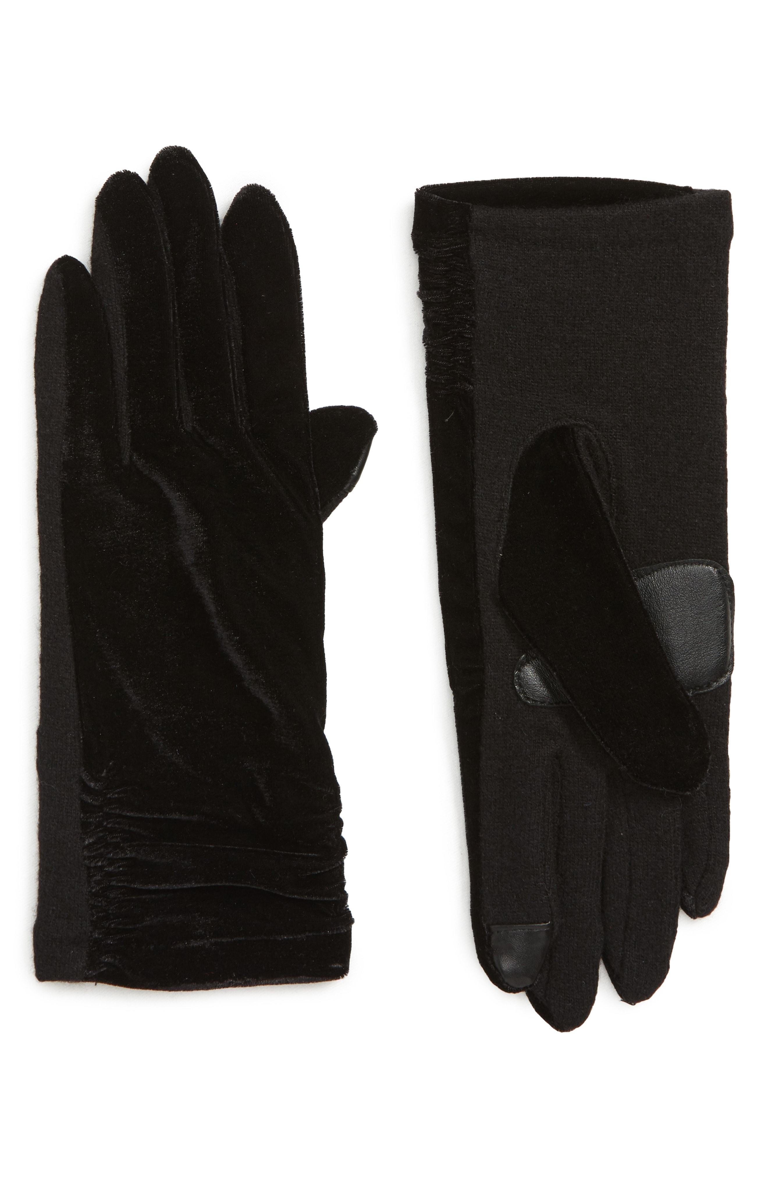 Echo Radhika Vevlet Touch Gloves