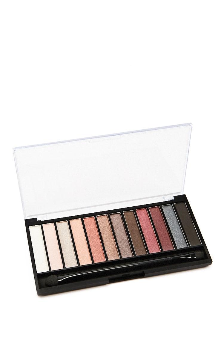 F21 Eyeshadow 12 Pan Palette