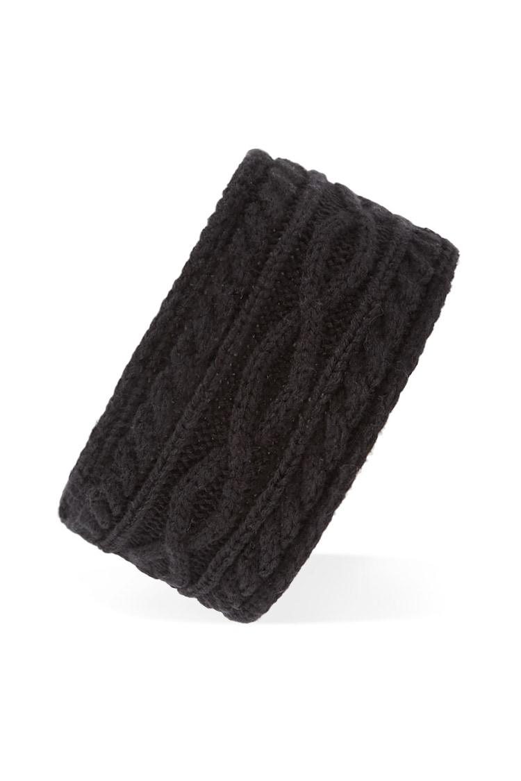F21 Faux Fur-Lined Headwrap