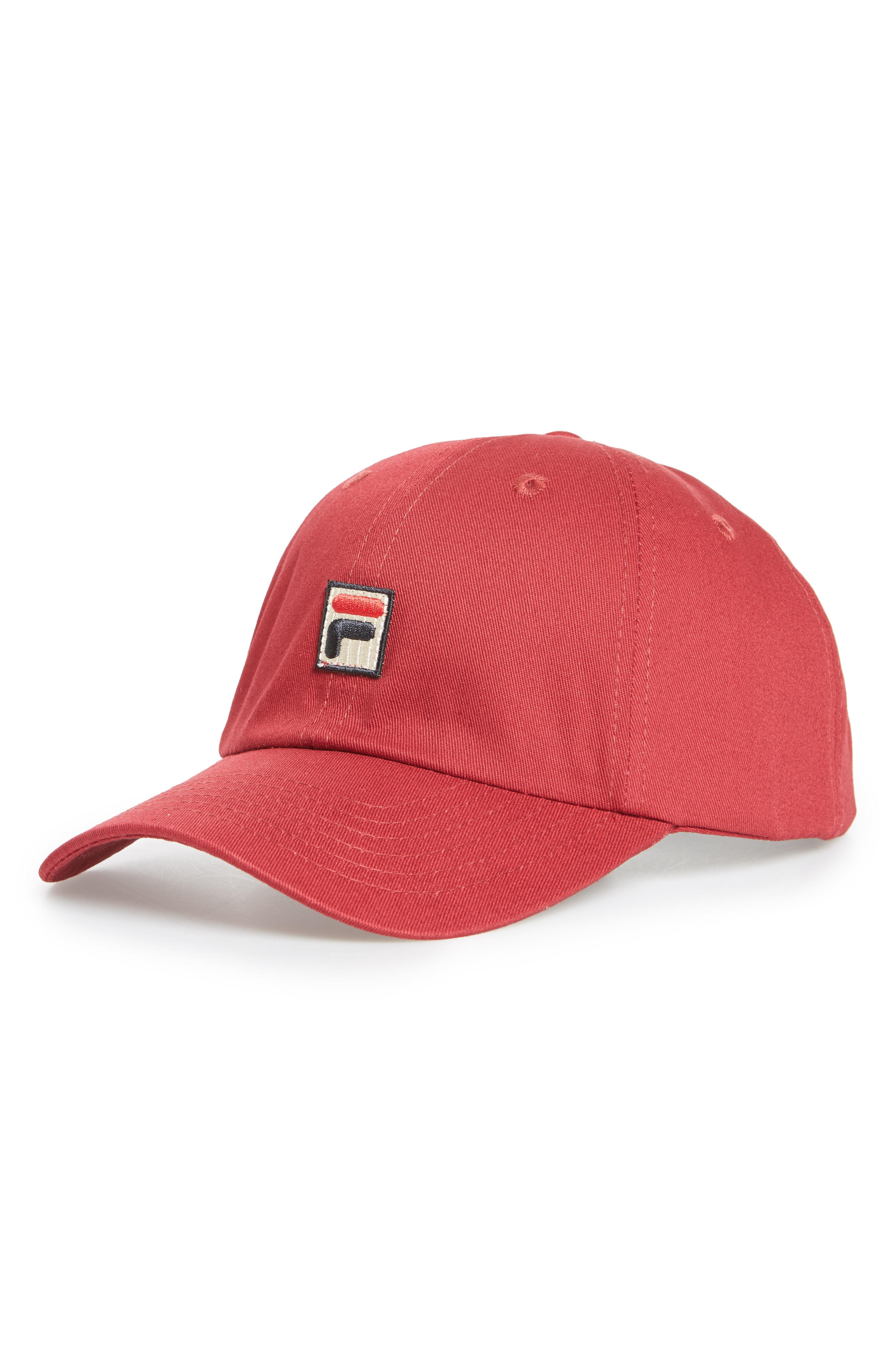 FILA Heritage Cotton Twill Cap