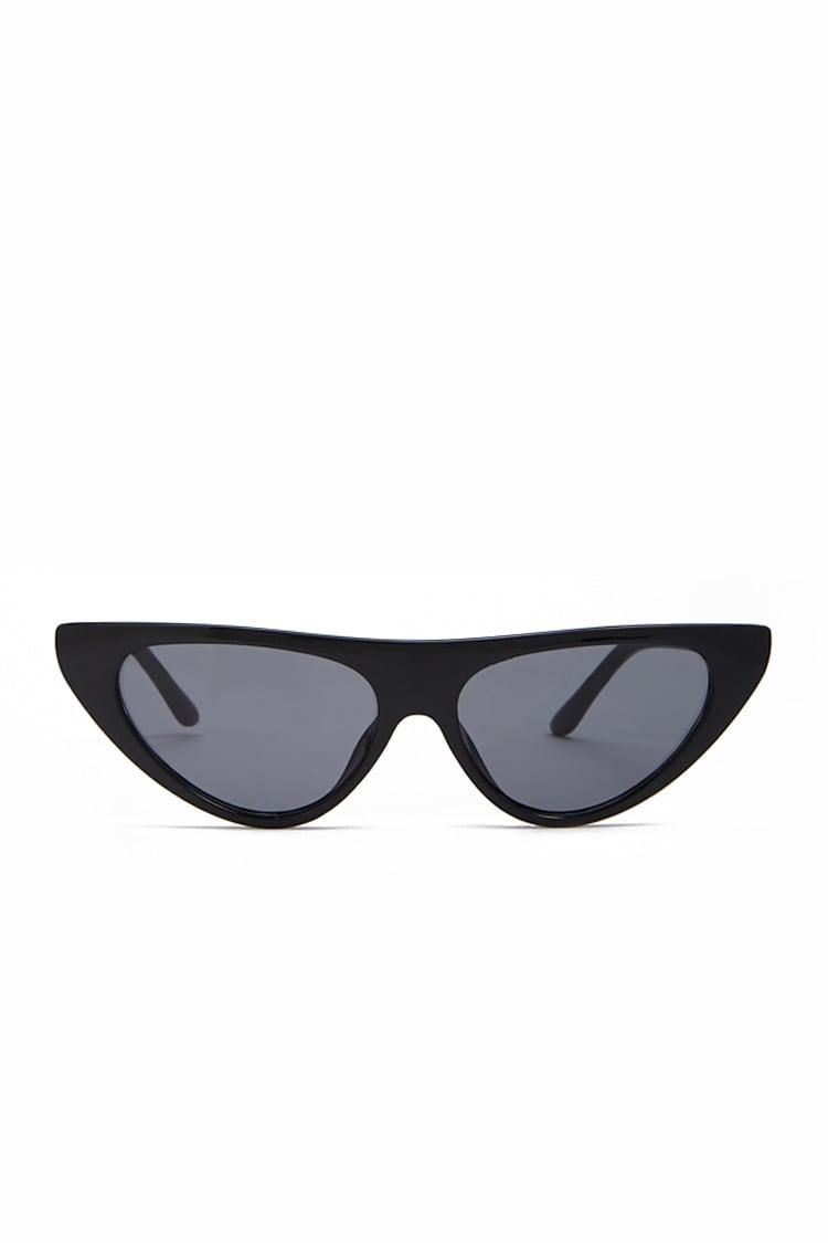 F21 Flat-Top Cat-Eye Sunglasses