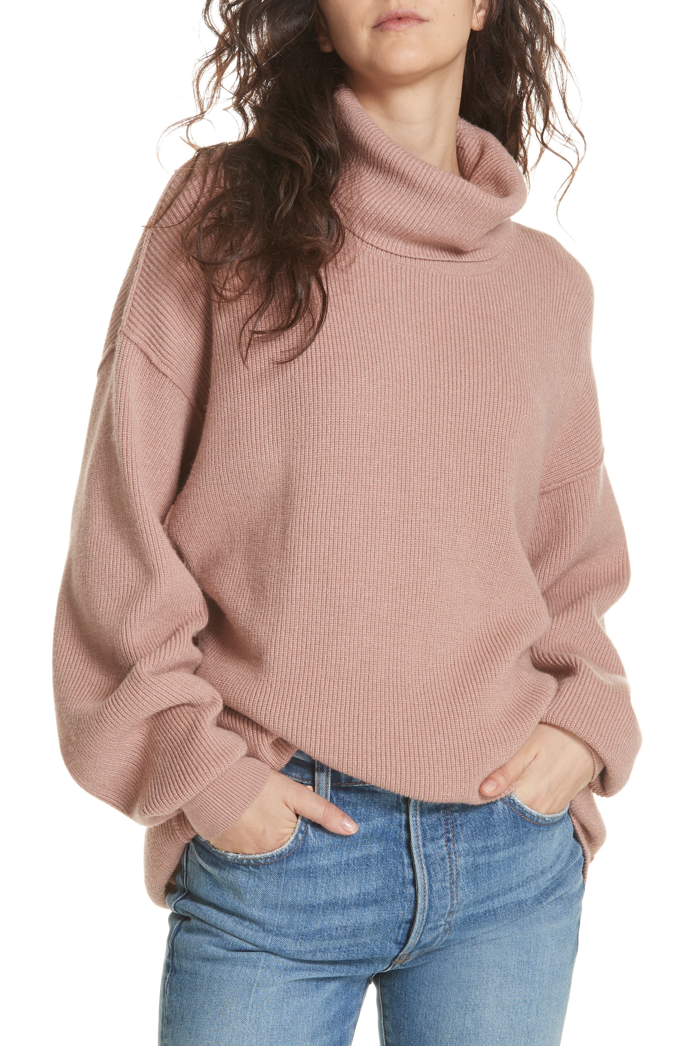Free People Softly Structured Knit Tunic