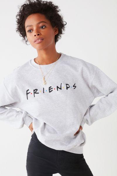 Friends Logo Crew-Neck Sweatshirt