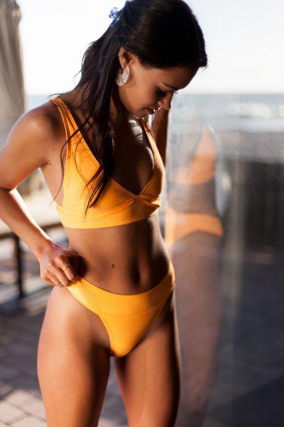 GNASH swim X UO Jane Brief Bikini Bottom
