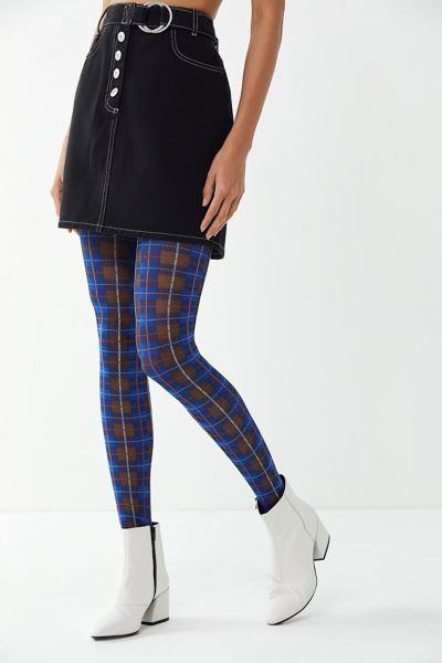 Hansel From Basel Plaid Tight