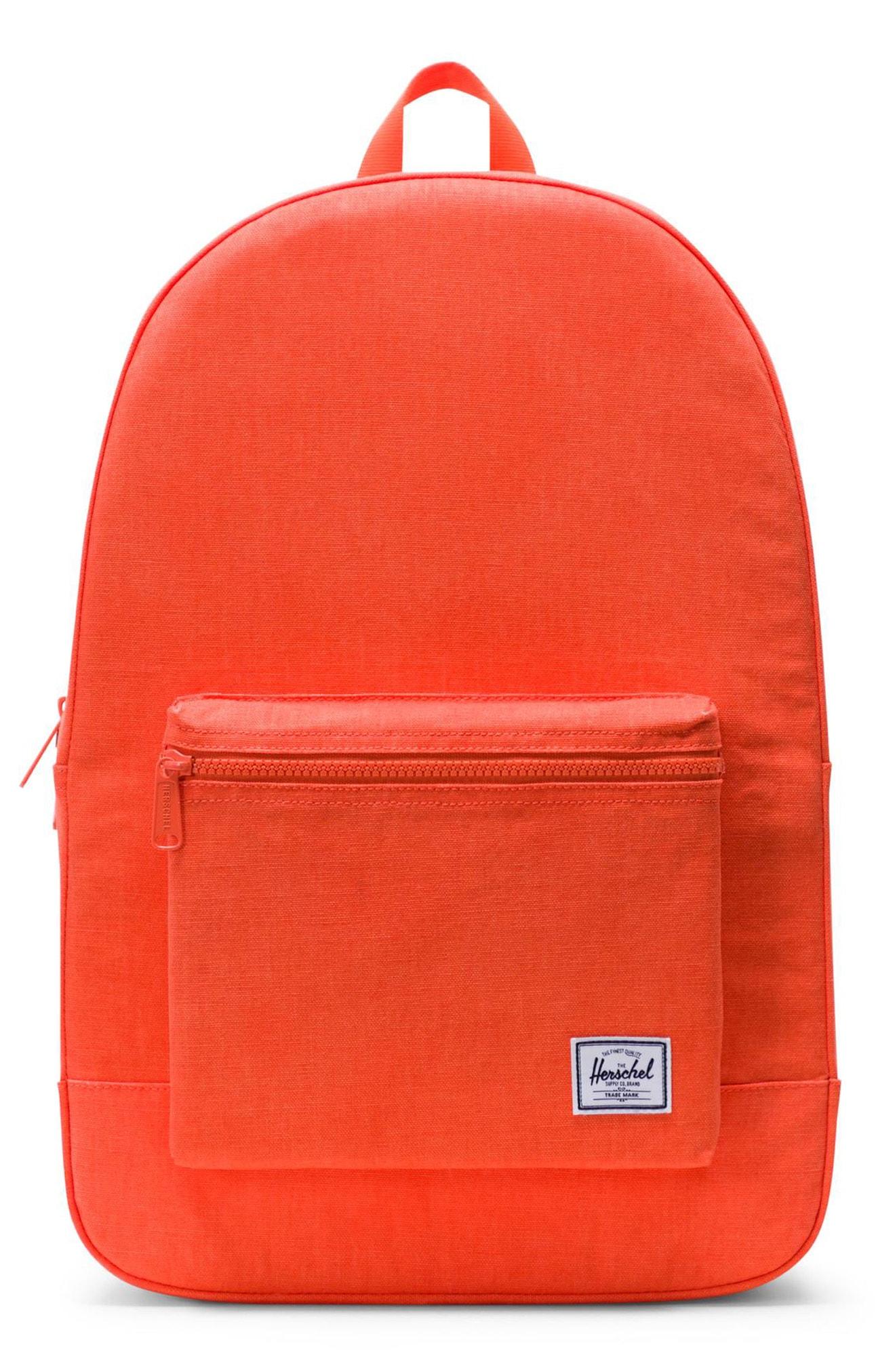 Herschel Supply Co. Cotton Canvas Daypack