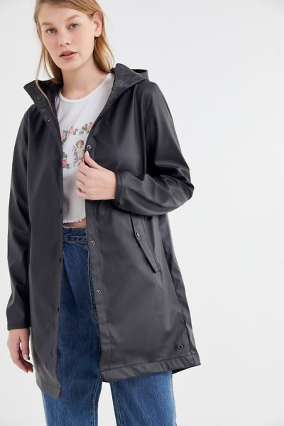 Herschel Supply Co. Fishtail Rain Jacket