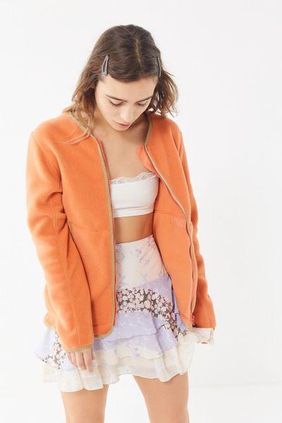 Herschel Supply Co. Fleece Zip-Front Jacket